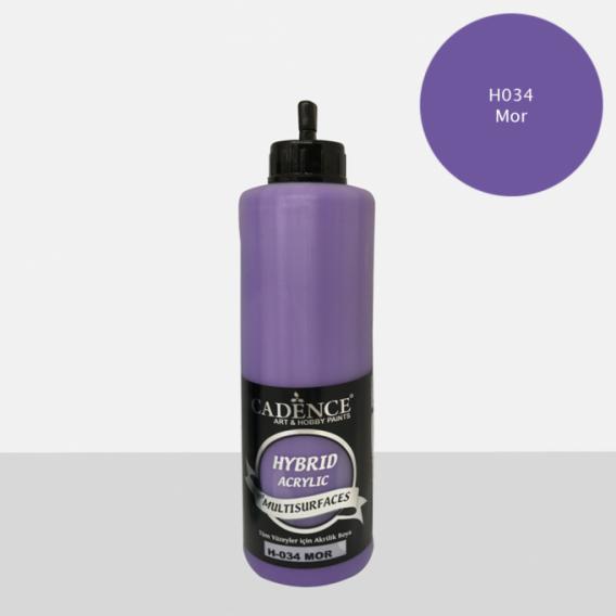 Hybrit (Multi Surface) Boya Mor 500 ml HH-34