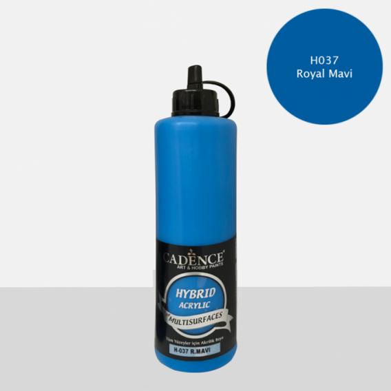 Hybrit (Multi Surface) Boya R.Mavi 500 ml HH-37