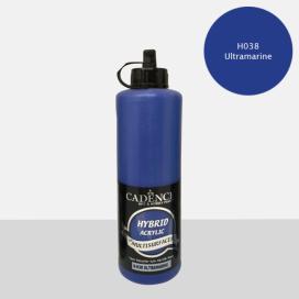 Hybrit (Multi Surface) Boya Ultramarine Mavi 500 ml HH-38