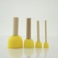 Ponpon Fırça Set 4'lü