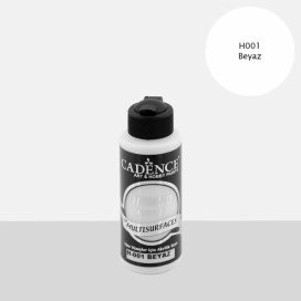 Hybrit (Multi Surface) Boya Beyaz 120 ml - H-001