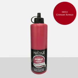 Hybrit (Multi Surface) Boya Crimson Kırmızı 500 ml HH-53