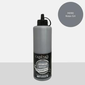 Hybrit (Multi Surface) Boya Koyu Gri 500 ml HH-90