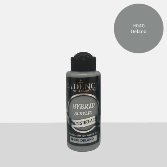 Hybrit (Multi Surface) Boya Delano 120 ml - H-040