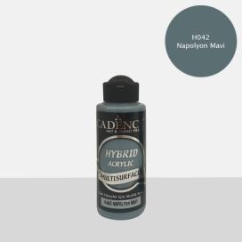 Hybrit (Multi Surface) Boya Napolyon Mavi 120ml H-042