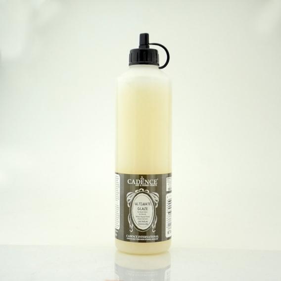 Ultimate Glaze (Kalın Sır) Vernik 500 ml.