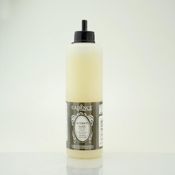 Ultimate Glaze (Kalın Sır) Vernik 750 ml.
