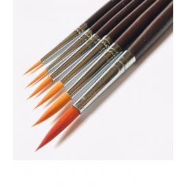 Desen Çini Fırçası No:123-2