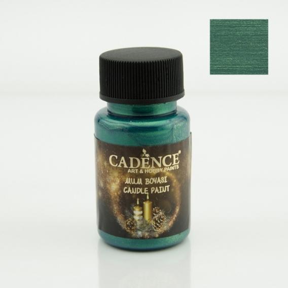 Cadence Mum Boyası Zümrüt 50ml - 2141