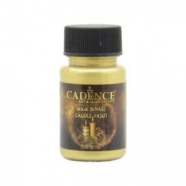 Cadence Mum Boyası Gümüş Altın 50ml - 2159