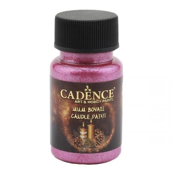 Cadence Mum Boyası Sıklamen 50ml - 2144