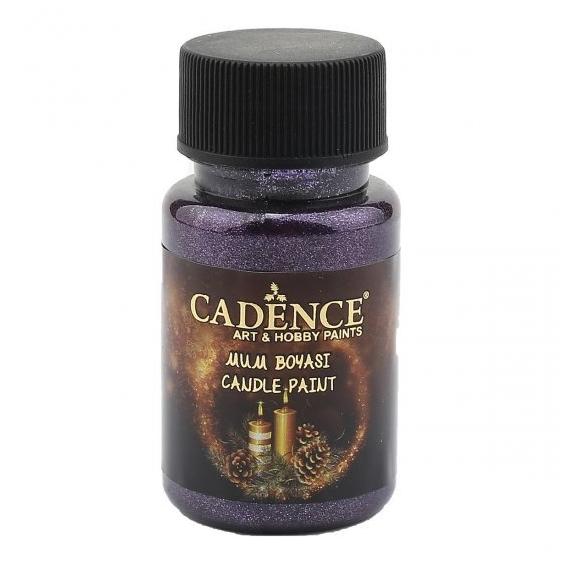 Cadence Mum Boyası Koyu Orkide 50ml - 2139
