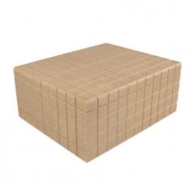 KU93 Damalı Büyük Boy Kutu