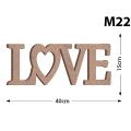 MDF M22-LOVE