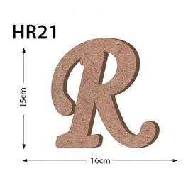 MASAÜSTÜ R HARF HR-21