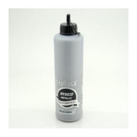 Hybrit (Multi Surface) Metalik Boya Gümüş 500 ml HH-804