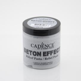 Beton Effect Rölyef Pasta 250 ml.