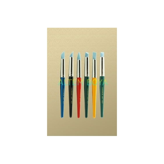 Kauçuk Fırça Set