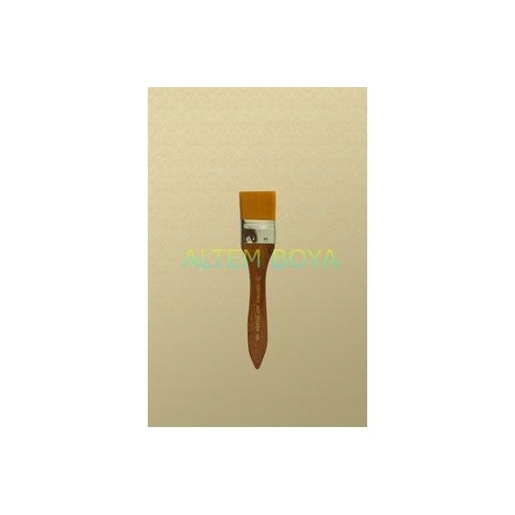 Altın Sentetik Zemin Fırça 726-2