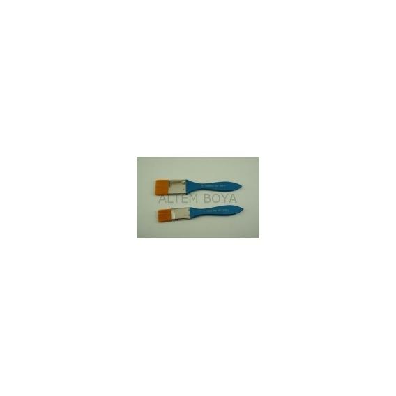 İpek Sarı Zemin Fırça 8014-1