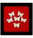 Kelebek Kaşık Süsü 6'lı - PO-044