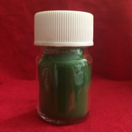 Kokulu Taş Tozu Renklendirici Yeşil