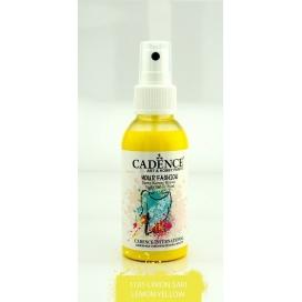 Sprey Kumaş Limon Sarı SK-1101