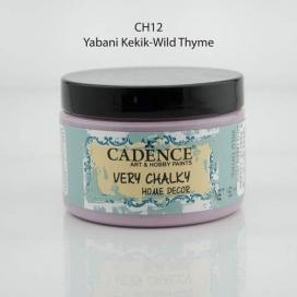 Very Chalky Yabani Kekik CH-12