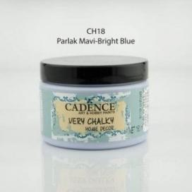 Very Chalky Parlak Mavi CH-18
